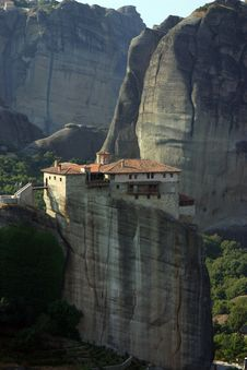Free Meteora, Greece Stock Images - 26306654