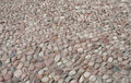 Free Old Road Paved With The Cobble Stones Stock Photos - 26314763