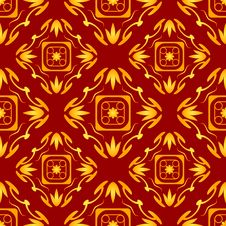 Free Abstract Seamless Pattern Stock Photography - 26312472