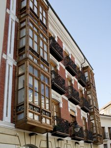 Free Building View In Valladolid Stock Photography - 26316922
