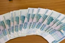Free Russian Money Stock Image - 26318951