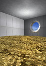 Free Gold Coins Stock Images - 26321964