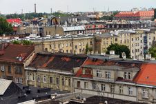 Wroclaw - Panorama Royalty Free Stock Photo