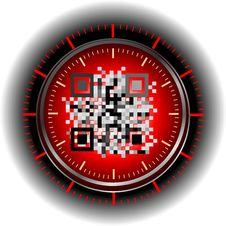 Free Qr Code Stock Photo - 26320970