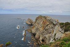 Free Cabo Penas, Asturias, Spain Royalty Free Stock Photo - 26321625