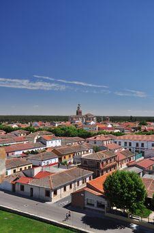 Free Coca Village, Castile Region, Spain Royalty Free Stock Image - 26321826