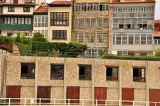 Free Llanes, Asturias, Spain. Typical Architecture Royalty Free Stock Photo - 26322005