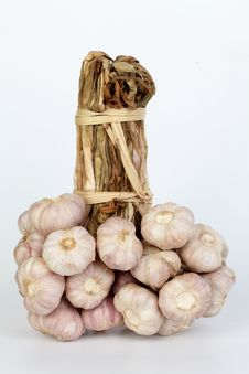 Free Bunch Of Garlic Stock Images - 26325484
