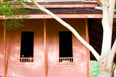 Free Thai Houses Stock Image - 26329021