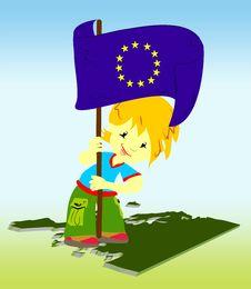 Free The European Union Stock Photo - 26338220