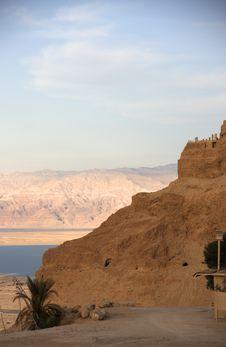 Free Masada Fortress Stock Photos - 26339323