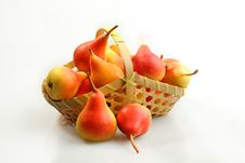 Free Pears Royalty Free Stock Image - 26339726