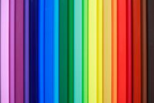 Free Crayons Background Royalty Free Stock Images - 26341169