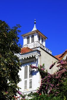 Free Chateau Tower Stock Photos - 26348633