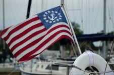 Free Nautical Flag Stock Photo - 26349910
