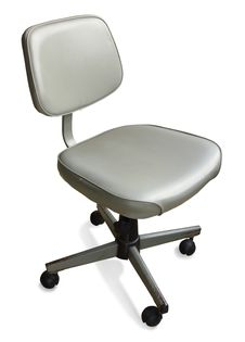Free Office Chair With The Wheel Stock Photo - 26351650