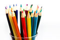 Free Colors Pencil - Education Statistics Royalty Free Stock Images - 26364639