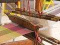 Free Weaving Apparatus Stock Photography - 26368232