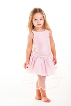 Free Dancing Princess Royalty Free Stock Image - 26361646