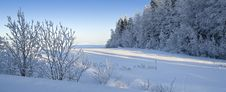 Free Winter Morning Stock Images - 26366194