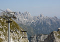 Free Chairlift In Julian Alps Royalty Free Stock Photos - 26373998