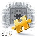 Free Puzzles,Challenges ,Solutions Stock Photo - 26378040