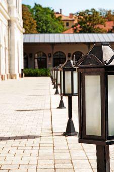 Free Lamp Line Stock Photos - 26371903