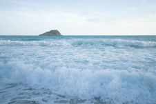 Free Wave And Island Stock Photos - 26374653