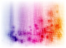 Free Colorful Stained Scribble Stock Photo - 26379130
