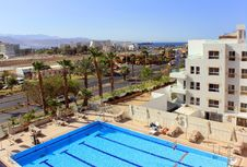 Free Eilat - A Resort On The Red Sea, Israel Stock Images - 26379194