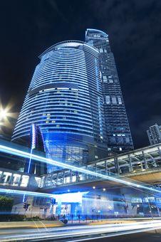Free Modern Building In Hong Kong Stock Photo - 26383300