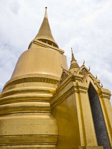 Free Golden Pagoda Stock Photos - 26384623