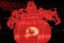 Free Lantern Festival Royalty Free Stock Images - 26385579