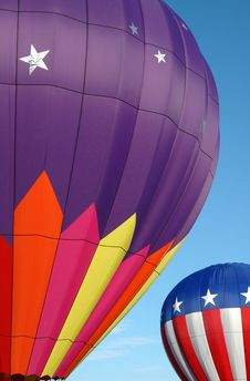 Free Hot Air Balloons Stock Photos - 2640973