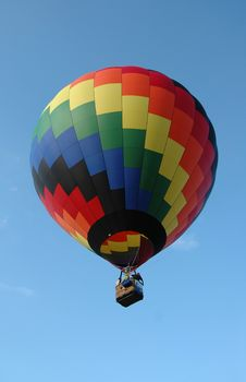 Free Hot Air Balloon Royalty Free Stock Photo - 2641045