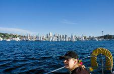 Free Sailboat Crew Member Royalty Free Stock Images - 2641139