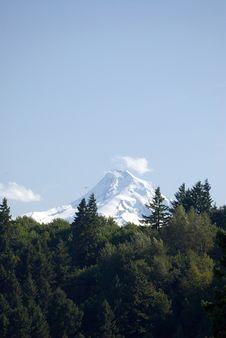 Free MT. Hood Stock Photos - 2642433