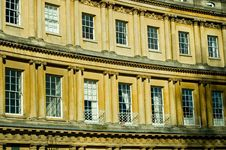Free Royal Crescent Stock Photo - 2642490
