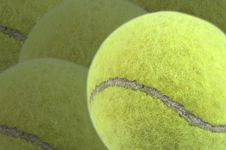 Free Tennis Ball Stock Photos - 2642663