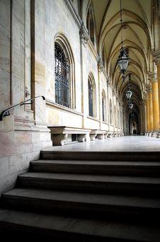 Free Vienna -  Rathaus Royalty Free Stock Photography - 2644627