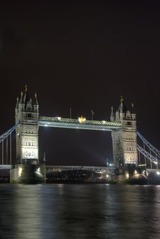 Free Tower Bridge Royalty Free Stock Photos - 2646108