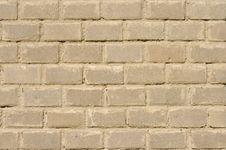 Free New Brick Wall Royalty Free Stock Image - 2647236