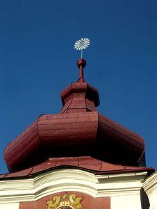 Free Baroque Towers In Calvary Stock Photos - 2647313