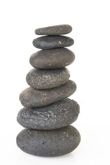 Free Balancing Stones Royalty Free Stock Image - 2647536