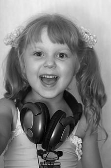 Free Sound-child Stock Photos - 2649083