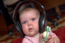 Free Baby-music Stock Image - 2649091