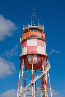 Free Pearl Harbor Water Tower Stock Image - 2649231