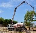 Free Concrete Mixer Stock Photography - 26401342