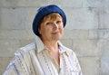 Free Portrait Of Elderly Woman Stock Photos - 26402713