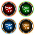 Free Set From Four Icons A Buy Stock Image - 26402881